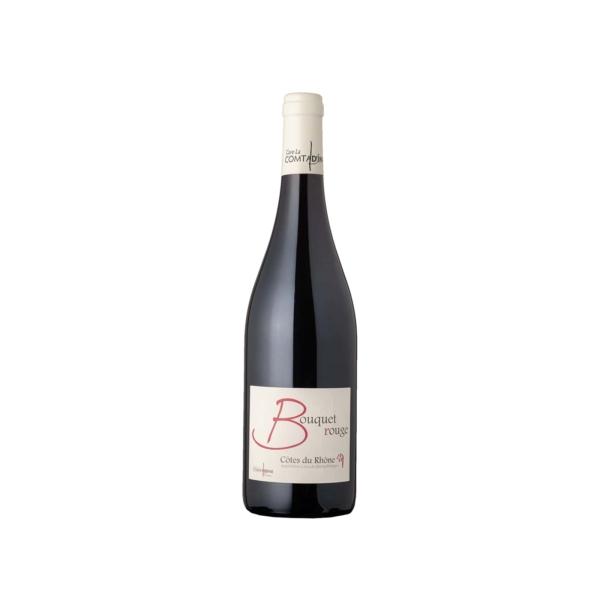 Bouteille de vin Bouquet Rouge