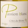 Bouteille de vin Passion Blanc